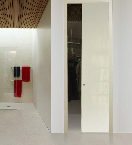 Glaswand.nl - Deuren - Inbouw schuifdeuren